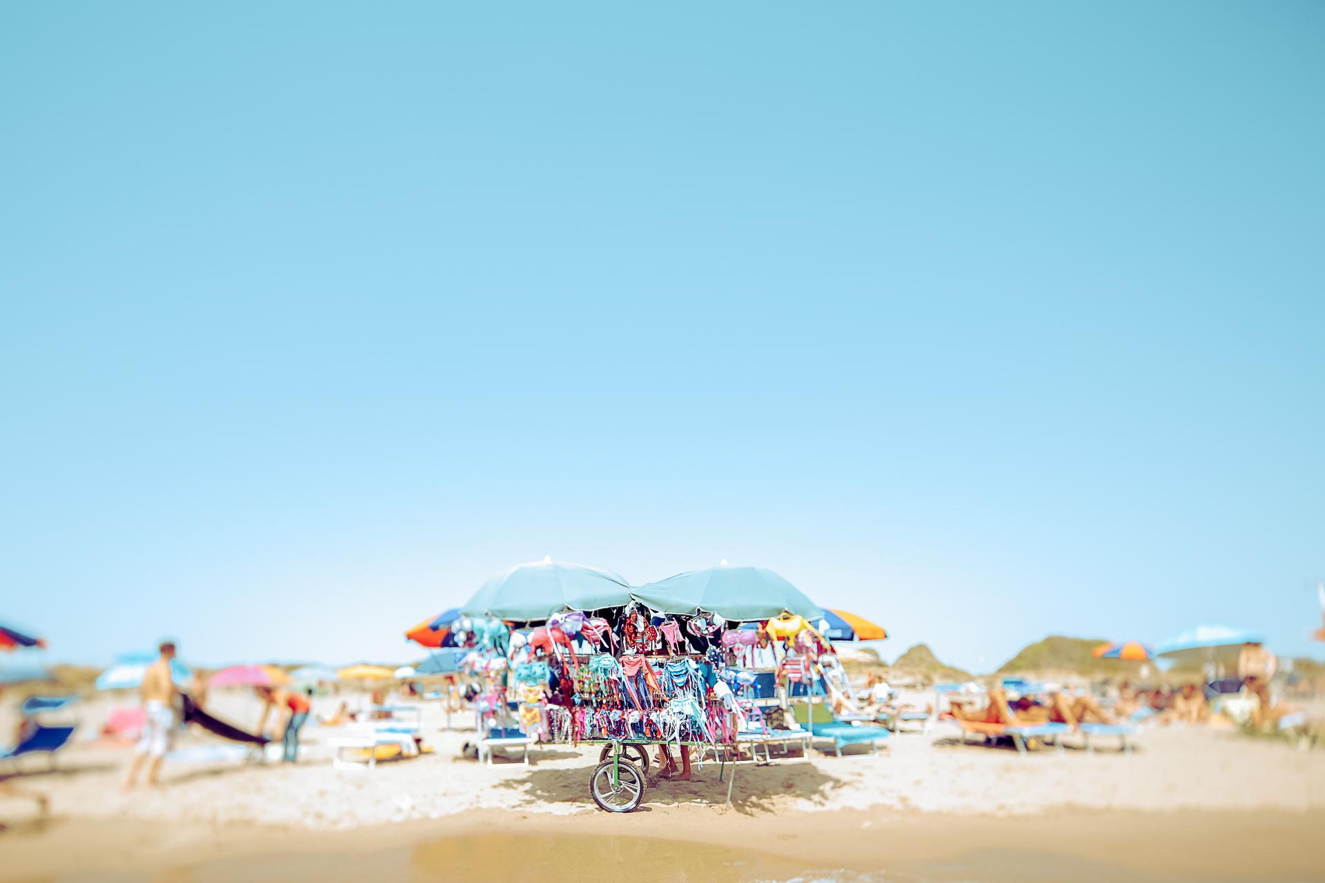 001. Daniele Cametti Aspri Lultima spiaggia Gelendzhik
