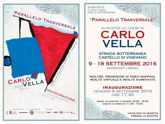 Invito Mostra Carlo 2016 F