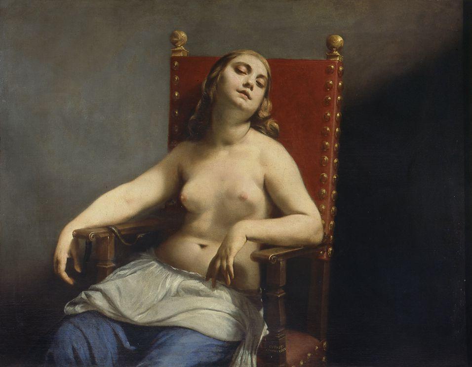 cleopatra cagnacci