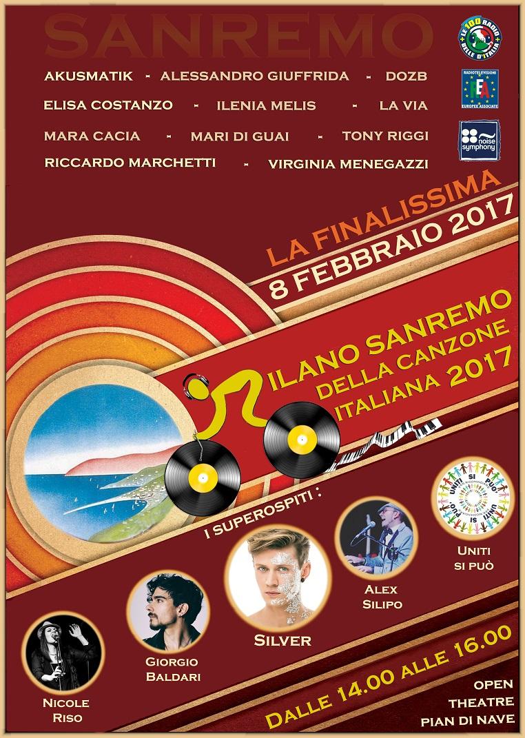 Locandina Finale MSCI 2017