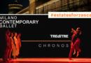 Milano Contemporary Ballet danza al Castello Sforzesco  di Milano