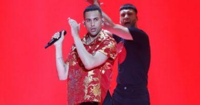 Mahmood è arrivato secondo all'Eurovision Contest