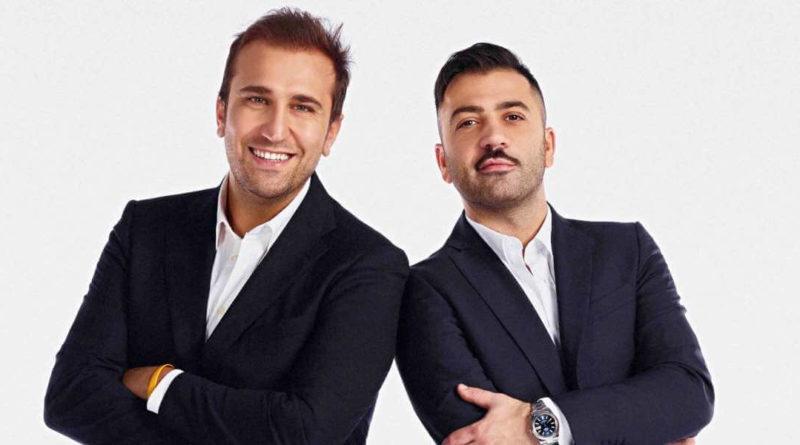 Conduttori di Sanremo 70. Pio e Amedeo