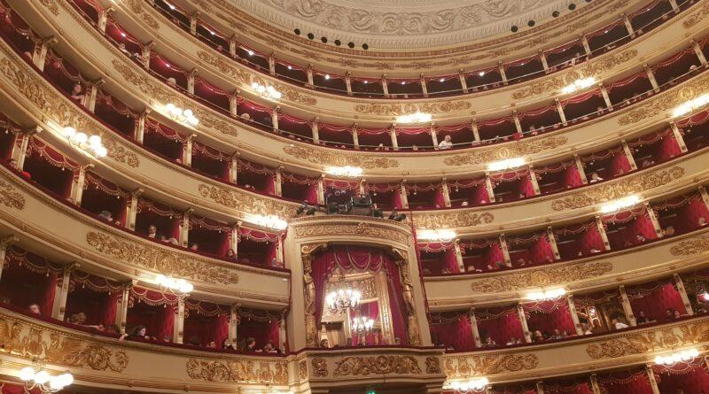 """Teatro Alla Scala, la Prima: """"A riveder le stelle"""""""