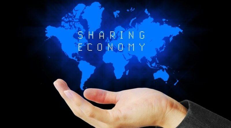 Sharing economy, la condivisione su piattaforma web nel 2020