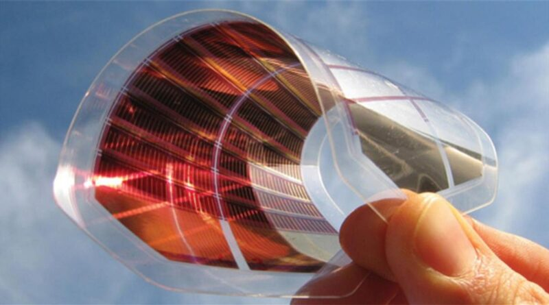 La tecnologia OPV produce energia fotovoltaica organica