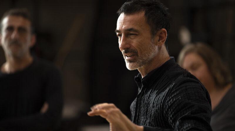 Dimitris Papaioannou in esclusiva per l'Italia
