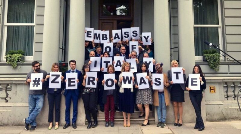 Un saluto da Sanremo a gli italiani nel mondo, ambasciate e Istituti di Cultura Italiana