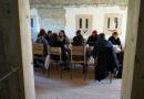 Un gruppo di studenti da Londra al borgo di Belmonte Calabro