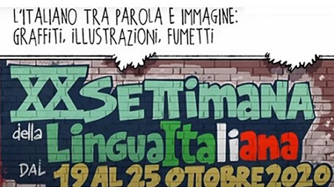 """L'Italiano tra letteratura, immagini e fumetti, la """"XX Settimana della Lingua italiana"""" in Spagna"""