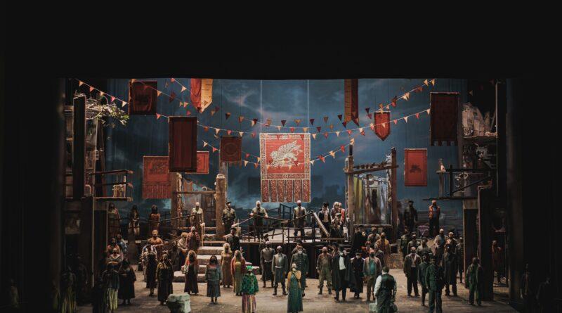 Su Rai5 l'Otello diretto dal Maestro Zubin Mehta da Firenze