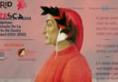 Madrid diventa città Dantesca per celebrare il sommo poeta