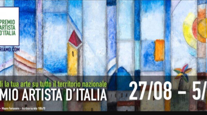 Premio Artista d'Italia – Esponi la tua arte, per un mese, in tutta Italia