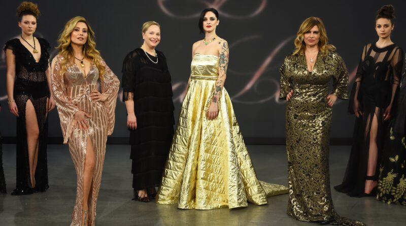 Eleonora Lastrucci ha scelto Roma, la città eterna per presentare la nuova collezione