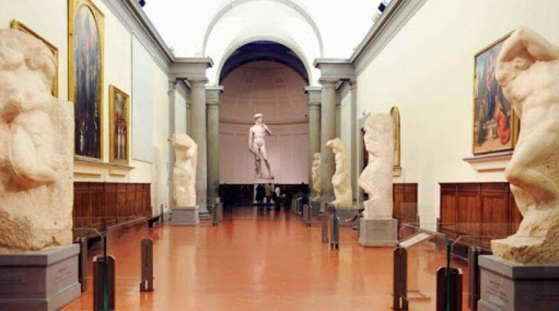"""""""SCOPRI LA GALLERIA"""" on line: la Galleria dell'Accademia di Firenze raccontata da esperti internazionali"""