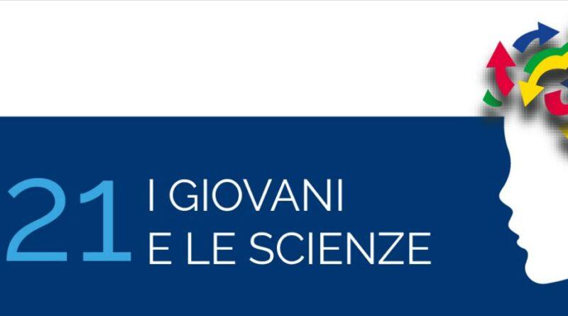 I GIOVANI E LE SCIENZE: 3 progetti italiani in finale all'EUCYS 2021
