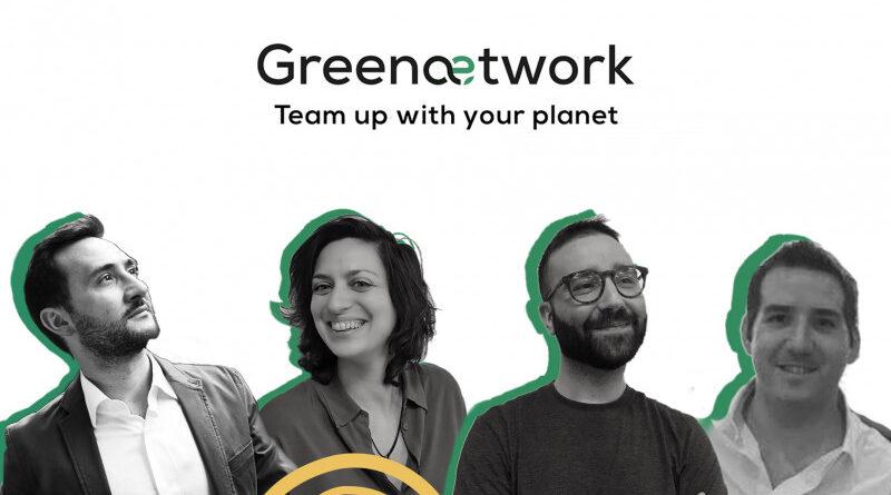 Un social network per salvare il pianeta: Greenaetwork – startup californiana di 4 italiani