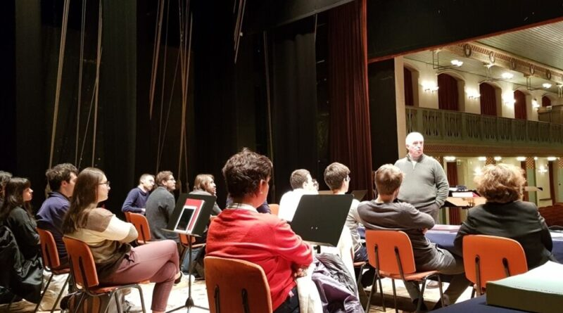 """""""Il Paradiso del Talento"""", Laboratorio Internazionale dell'Opera italiana"""